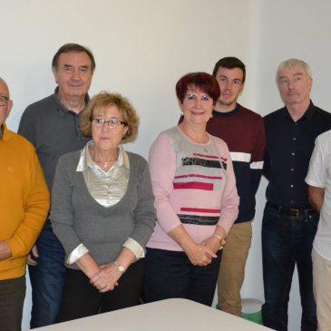 Photo membres du club par le JSL